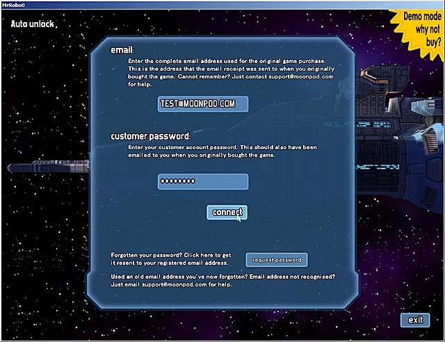 Mr. Robot: Auto unlock key code system