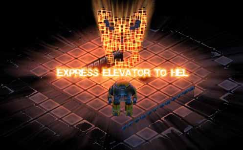 Mr Robot: Express Elevator to HEL