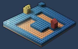 Mr Robot: Lego Prototypes!
