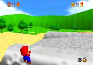 Mario: Hanging