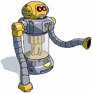 Mr Robot, Dys0n Concept Art