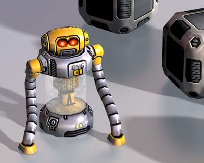 Mr Robot, Dys0n Game Model