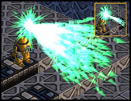 Mr. Robot: Multiple particle effect powers