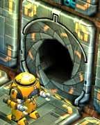 Mr. Robot - MindCore Door. Click for Animation