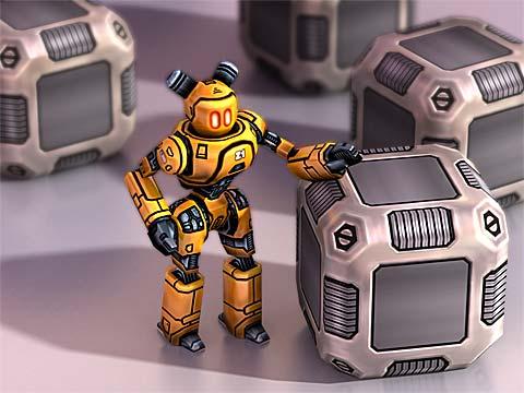 Mr. Robot - Zelda Game Model