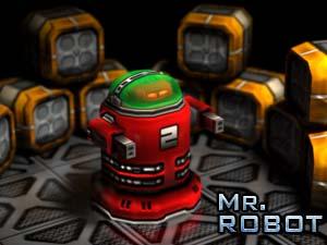 Mr Robot: Basic Enemy