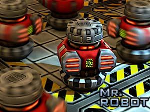 Mr Robot: Maniacs Scene