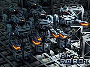 Mr Robot: Stalkers Scene