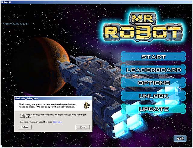 Mr. Robot: Class A bug