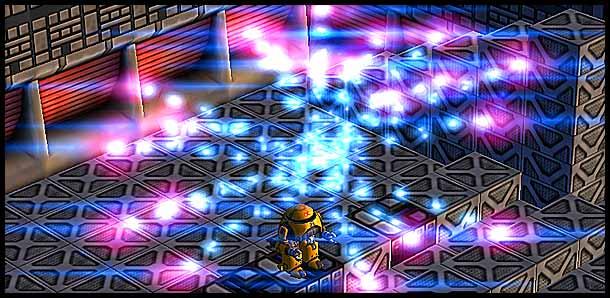 Mr. Robot: Self Destruct Particle Effect