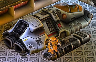 Mr. Robot Shuttle