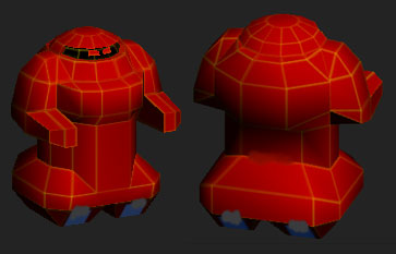 Mr Robot: Designing Textures