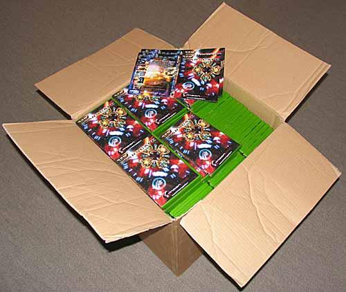 Starscape Game Boxes