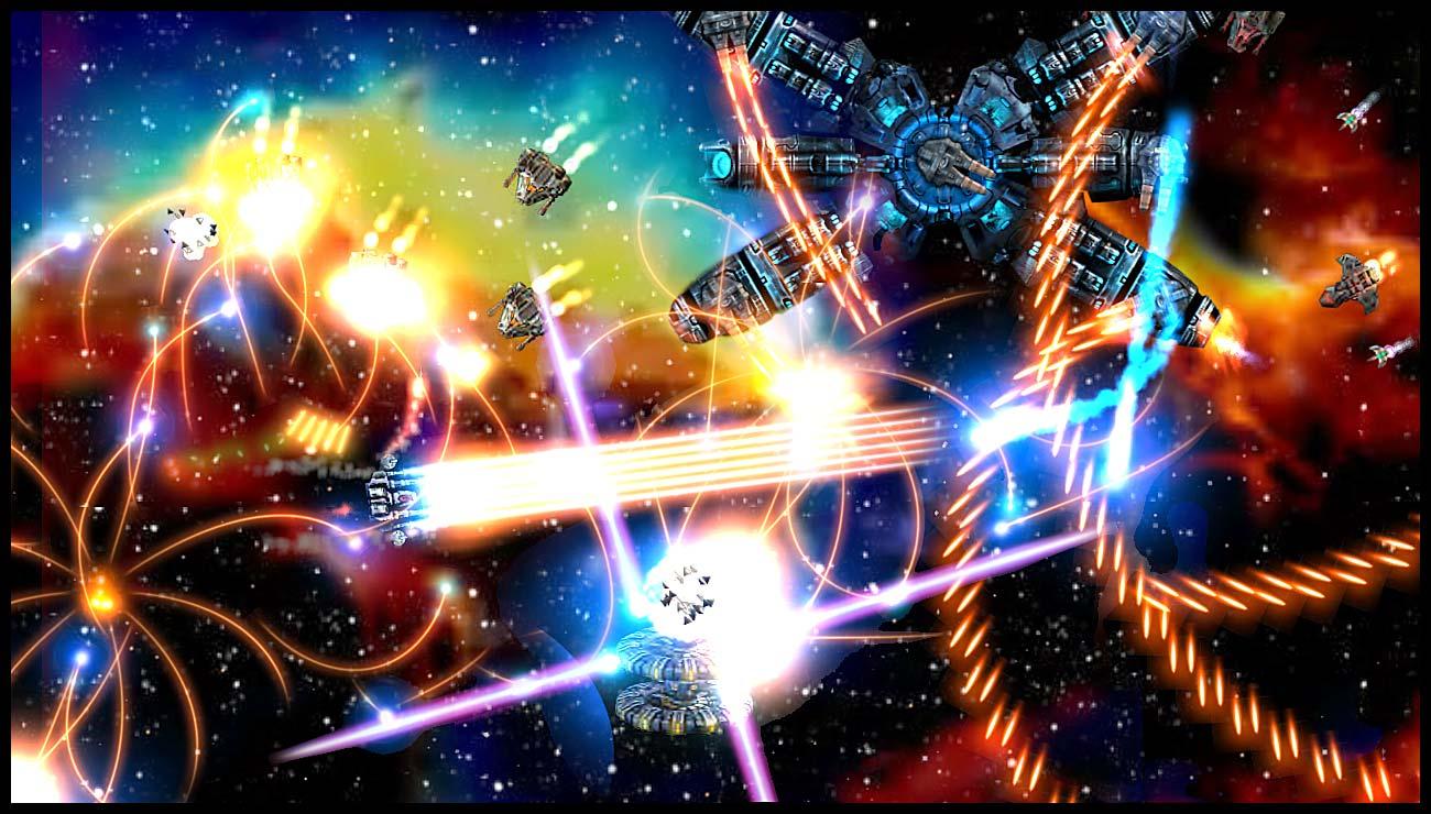 Starscape on Xbox Live Arcade: Xenohuner